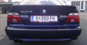 BMW 5 (E39) 07-1998 von SCHMORNDERL  Alpina B10,3,2lt  Bild 772345