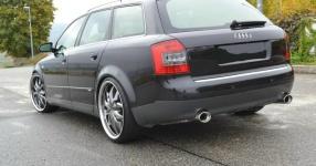 Audi A4 (8E2, B6) 08-2003 von shortysvr6  Audi, A4 (8E2, B6), Kombi  Bild 779616