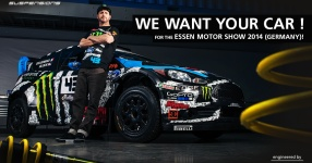 ST suspensions wants your car for the Essen Motor Show!