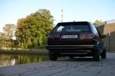 VW GOLF II (19E, 1G1) 05-1988 von gtdriver  VW, GOLF II (19E, 1G1), 2/3 Türer  Bild 779760