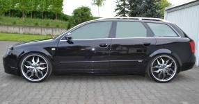 Audi A4 (8E2, B6) 08-2003 von shortysvr6  Audi, A4 (8E2, B6), Kombi  Bild 785278