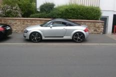 Audi TT (8N3) 06-2000 von Tatjana  Audi, TT (8N3), Coupe  Bild 785459