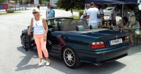 BMW 3 Cabriolet (E36) 05-1995 von SCHMORNDERL  Cabrio, BMW, 3 Cabriolet (E36)  Bild 772809