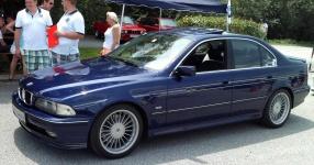BMW 5 (E39) 07-1998 von SCHMORNDERL  Alpina B10,3,2lt  Bild 772813