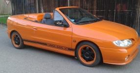 Renault MEGANE Cabriolet (EA0/1)