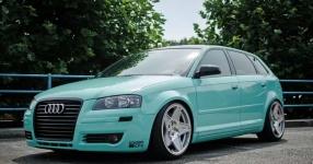 Audi A3 Sportback (8PA)