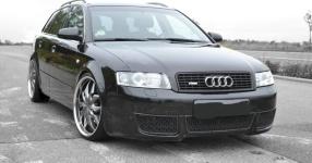 Audi A4 (8E2, B6) 08-2003 von shortysvr6  Audi, A4 (8E2, B6), Kombi  Bild 780814