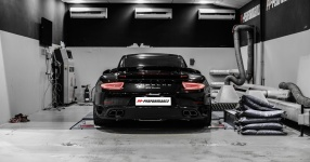 Der Porsche 911 Turbo von PP-Performance