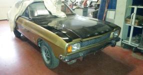 Ford CAPRI (ECJ) 12-1968 von R-ZX42  Ford, CAPRI (ECJ), Coupe  Bild 780907