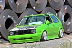The Frog – Giftig grüner Golf II