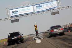 BMW-Syndikat Asphaltfieber 2014: Ein spektakuläres Erlebnis der besonderen Art