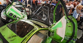 Tuning World Bodensee 2014 - Auto-Tuning, Lifestyle und Club-Szene