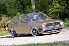 VW Golf II 16V: Turbo-Klassiker!