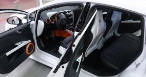 SEAT LEON (1P1) 04-2011 von GForce  Seat LEON (1P1) 4/5Türer CupraR  Bild 764529