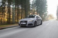 Kurvenhatz auf der Landstraße? Mit dem Audi RS3 ein wahres Vergnügen!
