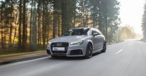 Kurvenhatz auf der Landstra�e? Mit dem Audi RS3 ein wahres Vergn�gen!