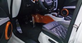 SEAT LEON (1P1) 04-2011 von GForce  Seat LEON (1P1) 4/5Türer CupraR  Bild 761706