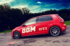 Fahrbericht: VW Golf 7 GTI mit StopTech-Bremspaket à la BBM Motorsport