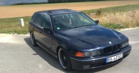 BMW 5 (E39) 08-2000 von ludlboy  BMW, 5 (E39), Kombi  Bild 791193