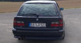 BMW 5 (E39) 08-2000 von ludlboy  BMW, 5 (E39), Kombi  Bild 791196