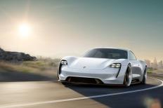 Achtung, Tesla! Hier kommt der Porsche Mission E!