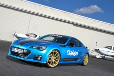 Subaru BRZ Showcar von Clarion: Hier zählen nicht nur die äußeren Werte!
