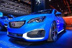 Gut gebrüllt, Löwe! Der 308 R Hybrid von Peugeot sorgt für mächtig Dampf!