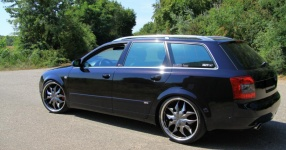 Audi A4 (8E2, B6) 08-2003 von shortysvr6  Audi, A4 (8E2, B6), Kombi  Bild 791597