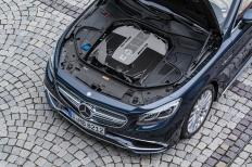 Freiluftvergnügen im Mercedes S 65 AMG Cabriolet