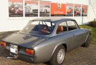 ALFA GT Classic Label