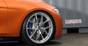 BMW 328i mit Satin Canyon Copper-Folierung: Unser Showcar setzt auf Qualität  bmw, 3er, 328i, touring, f31, tuning, carwrapping  Bild 795660