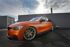 BMW Upgrade: Neues Erscheinungsbild für unseren 3er Touring