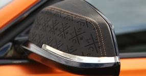 BMW 328i mit Satin Canyon Copper-Folierung: Unser Showcar setzt auf Qualität  bmw, 3er, 328i, touring, f31, tuning, carwrapping  Bild 795672