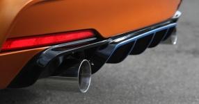 BMW 328i mit Satin Canyon Copper-Folierung: Unser Showcar setzt auf Qualität  bmw, 3er, 328i, touring, f31, tuning, carwrapping  Bild 795674