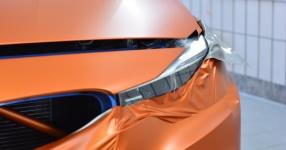 BMW 328i mit Satin Canyon Copper-Folierung: Unser Showcar setzt auf Qualität  bmw, 3er, 328i, touring, f31, tuning, carwrapping  Bild 795927