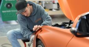 BMW 328i mit Satin Canyon Copper-Folierung: Unser Showcar setzt auf Qualität  bmw, 3er, 328i, touring, f31, tuning, carwrapping  Bild 795929