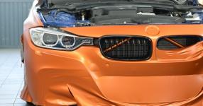 BMW 328i mit Satin Canyon Copper-Folierung: Unser Showcar setzt auf Qualität  bmw, 3er, 328i, touring, f31, tuning, carwrapping  Bild 795932