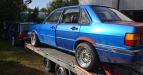 Audi 90 (81, 85, B2) 03-1985 von paule1980  Audi, 90 (81, 85, B2), Limousine  Bild 795964
