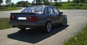 Audi 90 (81, 85, B2) 03-1985 von paule1980  Audi, 90 (81, 85, B2), Limousine  Bild 795973