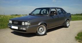 Audi 90 (81, 85, B2) 03-1985 von paule1980  Audi, 90 (81, 85, B2), Limousine  Bild 795976