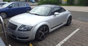 Audi TT (8N3) 06-2000 von Tatjana  Audi, TT (8N3), Coupe  Bild 797555