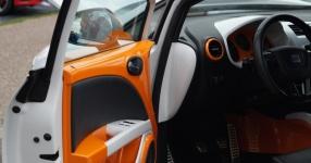 SEAT LEON (1P1) 04-2011 von GForce  Seat LEON (1P1) 4/5Türer CupraR  Bild 798228