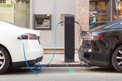 Elektroautos warten