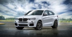 Die BMW X-Reihe mit deutlich mehr Power