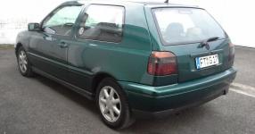 VW GOLF III (1H1) 02-1997 von gtdriver  VW, GOLF III (1H1), Limousine  Bild 800584