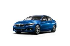 BMW 1er Limousine: Exklusives BMW-Modell für China