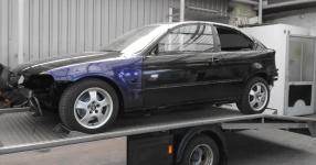 BMW 3 Compact (E46) 08-2001 von SCHMORNDERL  BMW, 3 Compact (E46), 2/3 Türer  Bild 802067