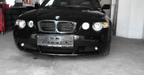 BMW 3 Compact (E46) 08-2001 von SCHMORNDERL  BMW, 3 Compact (E46), 2/3 Türer  Bild 802118
