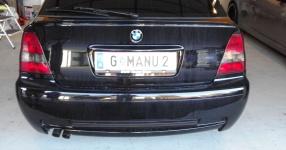 BMW 3 Compact (E46) 08-2001 von SCHMORNDERL  BMW, 3 Compact (E46), 2/3 Türer  Bild 802121