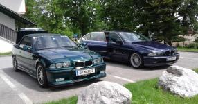BMW 3 Cabriolet (E36) 05-1995 von SCHMORNDERL  Cabrio, BMW, 3 Cabriolet (E36)  Bild 802321